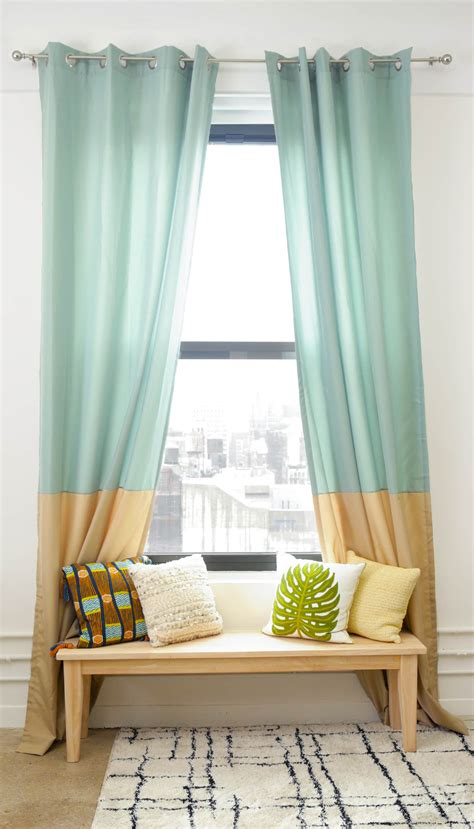 drapes hanging how to hang curtains do s and don ts apartment therapy