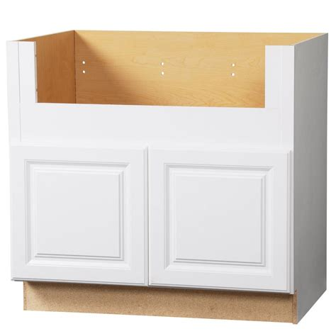 Farm Sink Cabinet by Hton Bay Hton Assembled 36x34 5x24 In Farmhouse