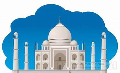 Clipart Taj Mahal India Architecture Background