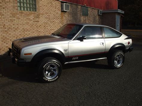amc eagle sx sport deadclutch