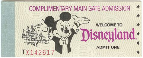 You Re Going To Disneyland Printable This Is How Much Disneyland Has Changed In 60 Years