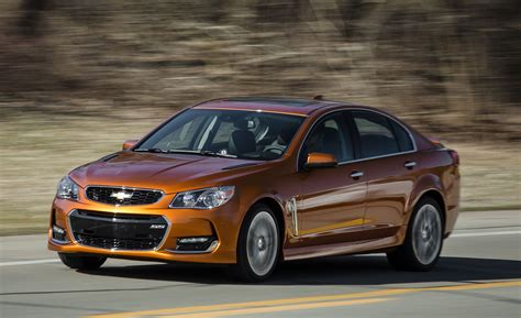 2017 Chevy Ss Price by 2018 Chevrolet Ss Reviews Chevrolet Ss Price Photos