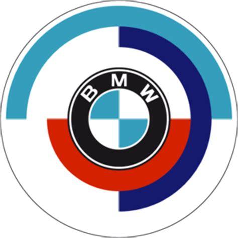 bmw vintage logo bmw motorsport logo vector logo of bmw motorsport brand