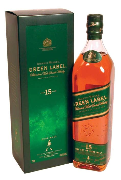 johnny walker colors and price johnnie walker green label ratings and reviews whiskybase