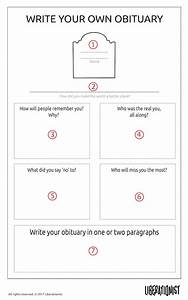 why accepting death will make you worry less stretch for With write my own will template