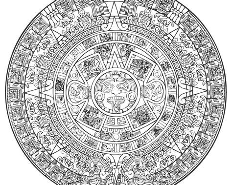 Aztec Calendar Vector [EPS File] Vector EPS Free Download ...