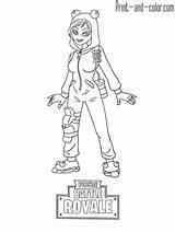 Fortnite Coloring Season Skins Skin Onesie Battle Characters Printable Colouring Royale Female Zapisano Bucks Books Gusulabdesti sketch template