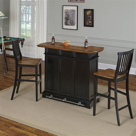 Bar Set Furniture by Home Styles Americana Home Bar Set Reviews Wayfair