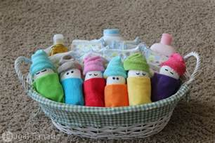 Baby Shower Diaper Gift Ideas