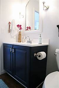 20, Cheap, And, Easy, Diy, Bathroom, Vanity, Makeover, Ideas