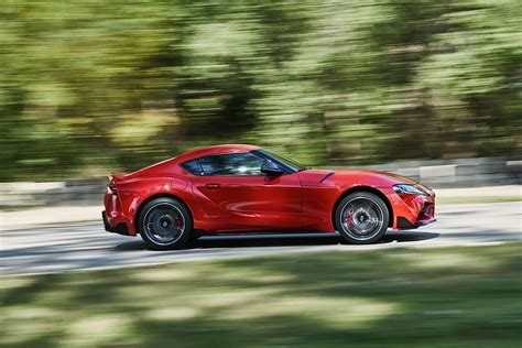 Images Of 2020 Toyota Supra by 2020 Toyota Gr Supra Performance Line Trd Concept Looks