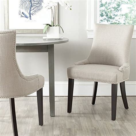 safavieh mercer collection safavieh mercer collection lester dining chair antique