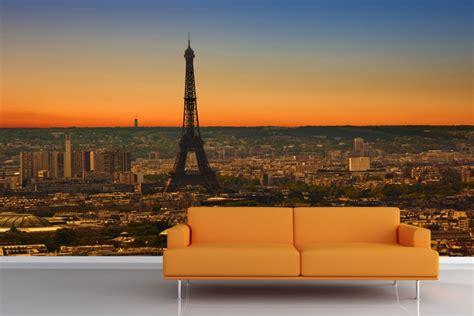 paris paris wallpaper  bedroom
