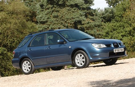 Subaru Impreza Sports Wagon Review 2005 2008 Parkers