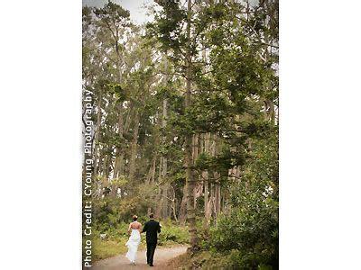 mendocino coast botanical gardens wedding venues fort