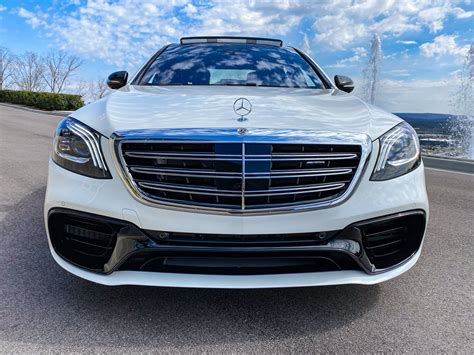 104,000 km us specs beige leather seats without accidents & paint in excellent condition assistance with insurance, auto. New 2020 Mercedes-Benz S-Class AMG® S 63 4MATIC® SEDAN in ...