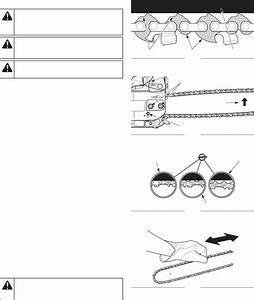 Craftsman 316380190 Sears User Manual Gas Chainsaw Manuals