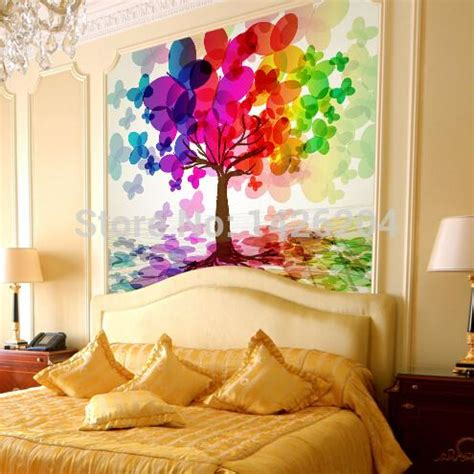 customized  size wall mural wallpapers  bedroom