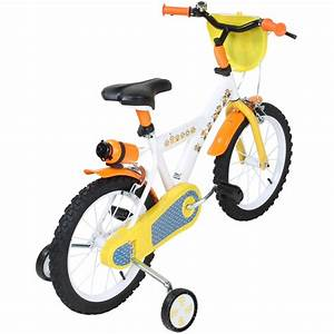 Fahrradständer 16 Zoll : kinderfahrrad 16 zoll minions kinderrad mit st tzr dern ~ Jslefanu.com Haus und Dekorationen