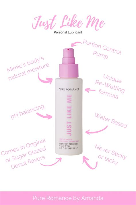 Product Review: Just Like Me Personal Lubricant | Pure ...