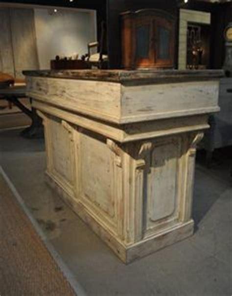 vintage retail counter style shabby chic l shape reception desk retail 3253