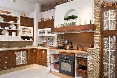 decoracion de cocinas rusticas en  pasos ideas cocina