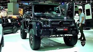 Beast  Brabus 500 Mercedes  500 Hp