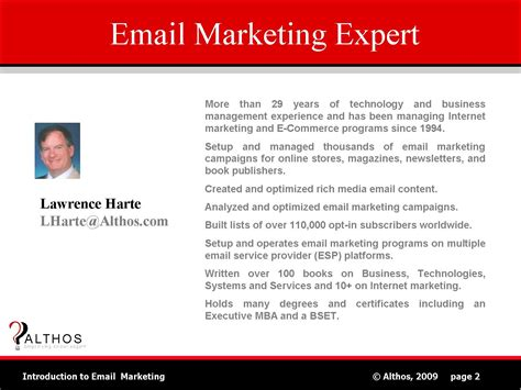 Marketing Expert by Email Marketing Expert