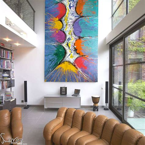 Large Abstract Art For Sale And Big Modern Art Paintings