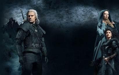 Witcher 4k Henry Cavill Geralt Netflix Wallpapers