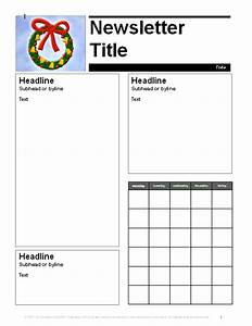 free monthly newsletter templates for teachers With free monthly newsletter templates for teachers