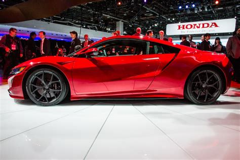 2016 acura nsx pictures photos gallery green car reports