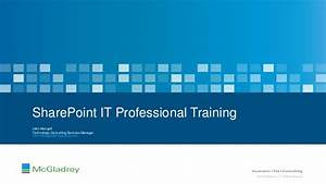 sharepoint training With sharepoint document management training