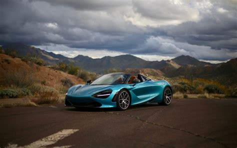 Mclaren 720s Spider Hd Picture by 2019 Mclaren 720s 600lt Spider Drive