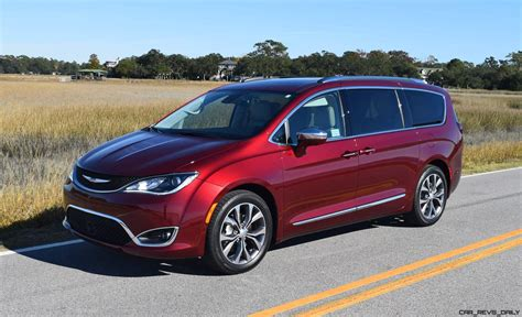 Chrysler Pacifica by 2017 Chrysler Pacifica Hd Drive Review Of The Year