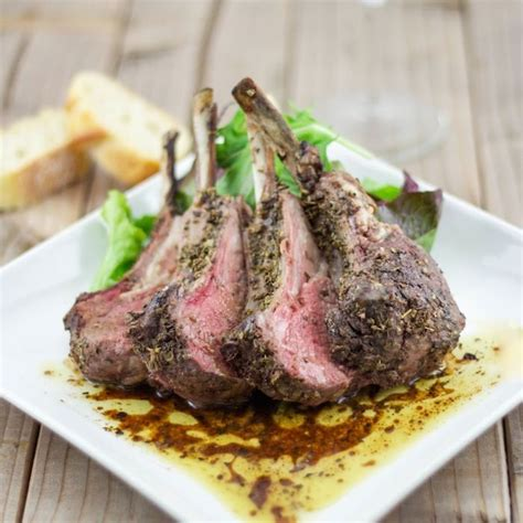 A french trimmed rack of lamb is deceptively simple and extremely impressive. Export Tasmanian French Trimmed Lamb Racks | Seafood Direct