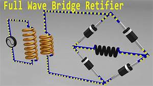 Bridge Rectifier Animation