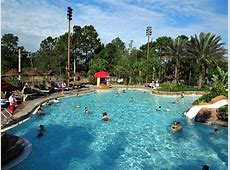 Pools at Disney's Animal Kingdom Lodge