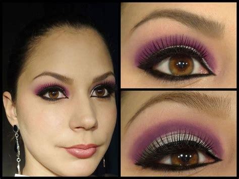 purple  silver makeup  ivana ps ivanap photo