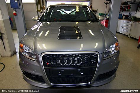Full Blown Performance Mtm Tuning's Supercharged Rs4