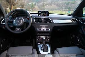 Audi Q3 Noir : essai audi q3 restyl 2 0 tdi 184 s line quattro s tronic actu automobile ~ Gottalentnigeria.com Avis de Voitures