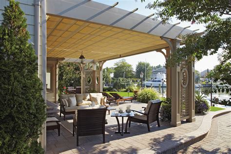 retractable awnings west islip shadefx canopies