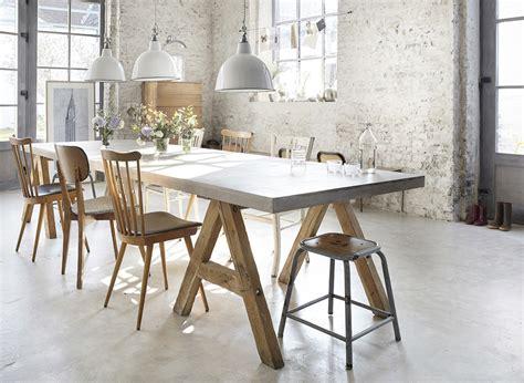 separation verriere cuisine la tendance déco scandinave vintage blanc bois rotin