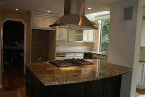 Kitchen Island Cooktop Kitchen Island With And Cooktop Flickr Photo