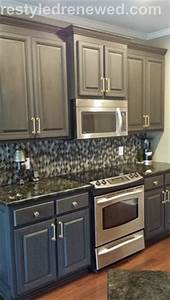 5 reasons to paint your kitchen cabinets for Kitchen cabinets lowes with papier pour carte grise