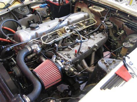 Datsun L28 by Nissan L28 Engine Mods