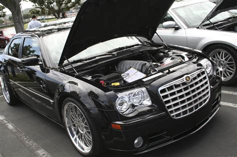 2006 Chrysler 300 Srt-8 Supercharged 1/4 Mile Trap Speeds