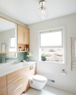 What's the Best Way to Save Space in a Small Bathroom? Dwell