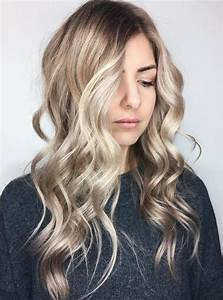 2017 2018 Hairstyles For Long Blonde Hair 2019 Haircuts