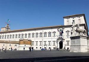 QUIRINAL PALACE THE OLDNEW ATTRACTION OF THE ETERNAL
